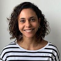 Eine Frau, die bei Haselhorst Associates als Consultant arbeitet