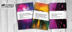 Titelbild: Titelbeispiele aus dem Portfolio von ScienceFactory