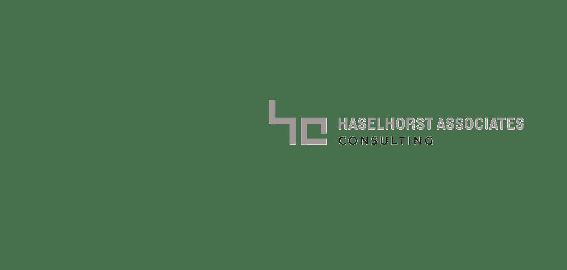 Das Logo von Haselhorst Associates Consulting